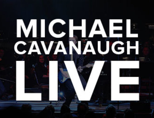 Michael Cavanaugh Live – Virtual Performance from The Space LV